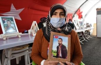 'Evlatlarımız HDP tarafından kaçırıldı. Doğru adresteyiz'