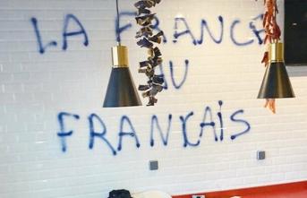 Fransa'da Türklere karşı ırkçı söylemler eyleme dönüştü