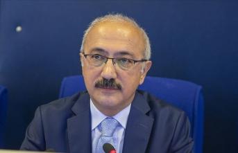 Hazine ve Maliye Bakanı Elvan'dan ilk açıklama