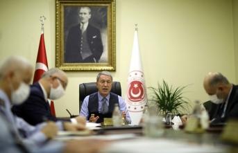 Hulusi Akar'dan Karabağ açıklaması