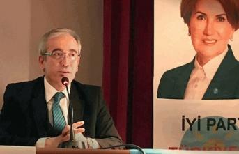 İYİ Partili kurucu isimden Akşener'e ültimatom gibi açıklama