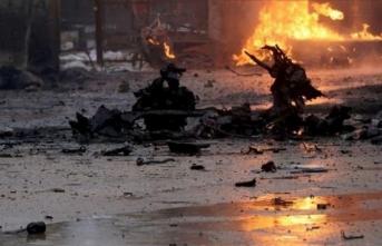 Kontrol noktasında bombalı araçla saldırı: 2 ölü, 2 yaralı