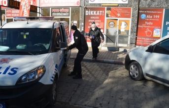KPSS'ye geç kalan 54 öğrencinin imdadına polis yetişti
