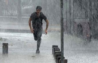 Meteoroloji uyardı, kuvvetli yağış bekleniyor