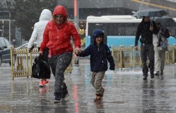Meteoroloji uyardı, sağanak ve kar yağışları kapıda