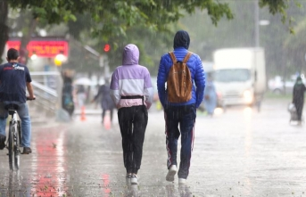 Meteorolojiden sağanak uyarısı: Şiddetli geliyor