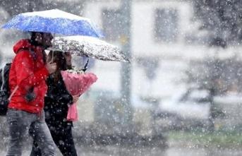 Meteorolojiden üç il için kar uyarısı