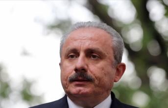 Mustafa Şentop Ahmet Mete'ye yapılan ırkçı saldırıyı kınadı