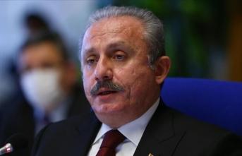 Mustafa Şentop Doğu Akdeniz'deki korsanlığı kınadı