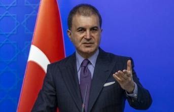 Ömer Çelik'ten CHP'li Çeviköz'ün açıklamalarına sert tepki