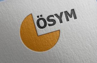 ÖSYM'den Kovid-19 pozitif adaylara 'bilgilendirme' uyarısı