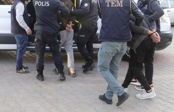 Terör örgütü DEAŞ operasyonu: Çok sayıda gözaltı!