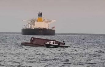 Yunan tankeri ile Türk balıkçı teknesi çarpıştı: Çok sayıda kayıp var!