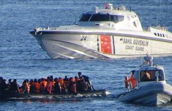 Yunanistan ölüme terk etti, Sahil Güvenlik kurtardı