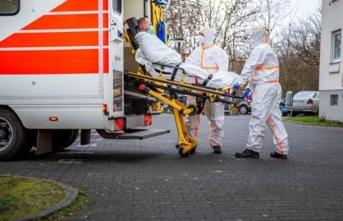 300 kişi 'gizemli hastalık' nedeniyle hastaneye kaldırıldı