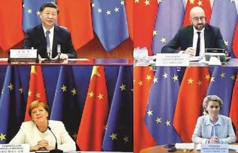 AB'den Trump'ı kızdıracak adım: Çin'den yeşil ışık