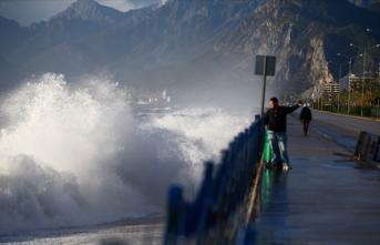 Akdeniz için uyarı
