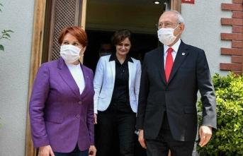 Akşener ve Kılıçdaroğlu 'Gizli anayasa yok' dese de vatandaş inanmadı