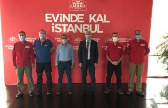AKUT İstanbul deprem müdahale planı toplantısı yaptı