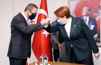 Ali Koç'tan Meral Akşener'e sürpriz ziyaret