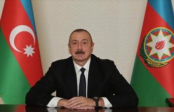 Aliyev: Dağlık Karabağ'da yaşayanlar Azerbaycan vatandaşıdır