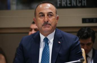 Bakan Çavuşoğlu'ndan kritik Libya açıklaması