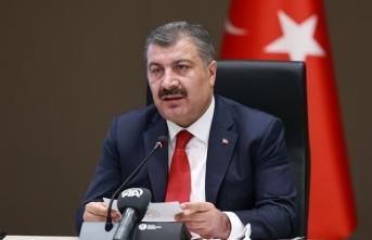 Bakan Koca'dan Elazığ'daki depreme ilişkin açıklama