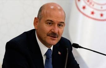 Bakan Soylu'dan Yunanistan'ın kötü muamelelerine göz yuman AB'ye tepki