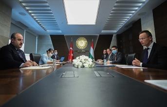 Bakanı Varank ve  Macaristan Ticaret Bakanı yarın bir araya gelecek