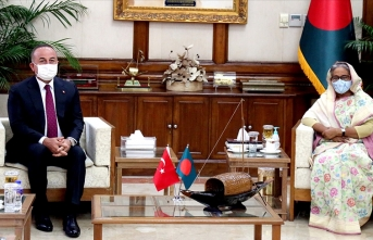 Çavuşoğlu: Yeniden Asya politikası Türkiye ve Asya ülkeleri için büyük önem taşıyor