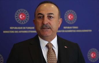 Dışişleri Bakanı Çavuşoğlu büyükelçilik görevlerini tebliğ etti