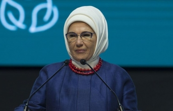 """Emine Erdoğan, 4. Tıbbi ve Aromatik Bitkiler Çalıştayı""""nda konuştu"""