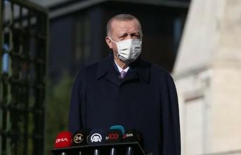 Erdoğan cevap verdi: Kovid-19 aşısı olacak mı?