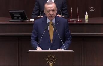 Erdoğan: Milletimizin değerlerine, kültürüne yönelik terbiyesizliği hoş göremeyiz