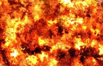 Hindistan'da apartmanda tüp patladı: 20 yaralı