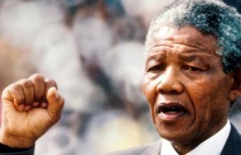 Irk ayrımına karşı cesur duruş: Nelson Mandela