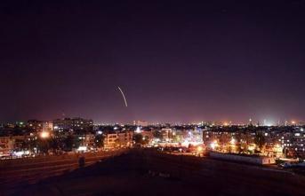'İsrail Şam'ı vurdu'