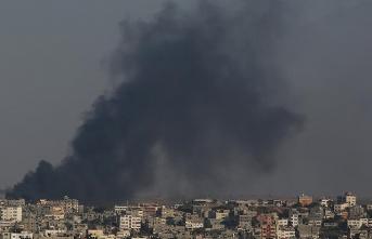 İsrail zulmü bitmiyor: Filistin'de saldırdıkları hastane büyük hasar gördü