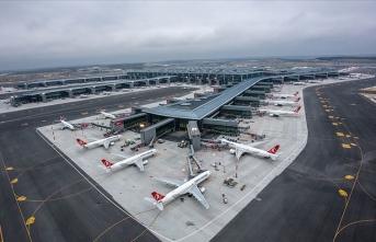 İstanbul havalimanlarından 11 ayda ne kadar yolcu uçtu?