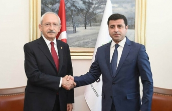 Kılıçdaroğlu AİHM'nin Demirtaş kararını Atatürk üzerinden savundu