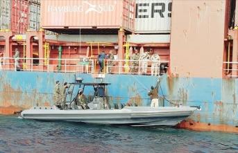 Libya'da Hafter güçlerinin alıkoyduğu gemi serbest bırakıldı