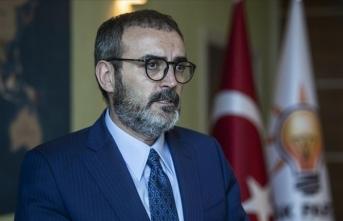 Mahir Ünal'dan Kılıçdaroğlu'na sert sözler: Milli güvenlik sorunusunuz!