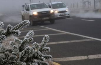 Meteoroloji uyardı: 4 ilde buzlanma bekleniyor