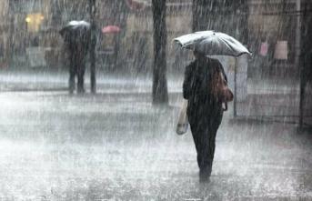 Meteoroloji uyardı: Dolu yağışı, sağanak ve fırtına...
