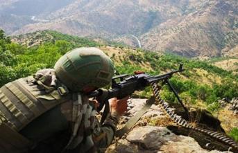 MSB duyurdu: Terör örgütü PKK'ya ağır darbe