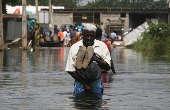 Nijerya'da sel felaketi! Çok sayıda kişi öldü