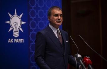 Ömer Çelik: Kılıçdaroğlu Türkiye'ye karşı yabancı devletlerin tezlerini savunuyor!