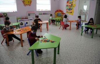 Özel eğitim anaokulları için karar