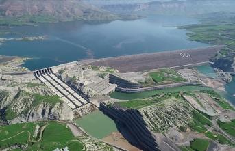 Pakdemirli müjdeyi verdi: Türkiye'nin ikinci büyük barajının tamamı açıldı