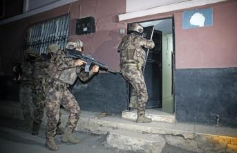 PKK'nın finans kaynağı uyuşturucuya ağır darbe